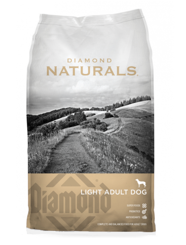 Diamond Naturals Lamb & Rice Lite Dog - Gordon's Feed & Pet