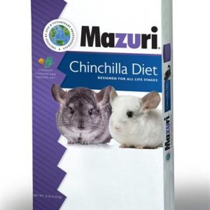 Mazuri Chinchilla 25 lb Bag