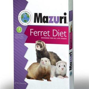 Mazuri Ferret 25 lb Bag
