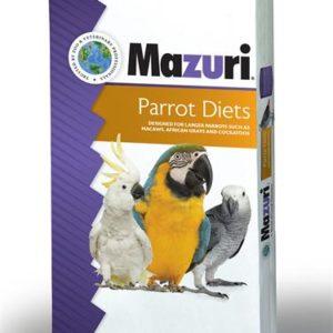 Mazuri Parrot 25 lb Bag